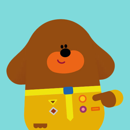 Hey Duggee The Big Badge App Scary Beasties